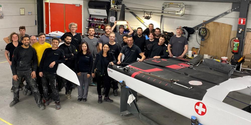 DNA- Performance-Sailing-teamfoto-DNA-team-onze-medewerkers-ons-team-scheepswerf-jachtbouw-scheepsbouw-makers-van-multihulls